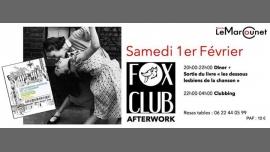 FOX Afterwork et signature Les Dessous Lesbiens de la Chanson in Paris le Sa  1. Februar, 2020 20.00 bis 04.00 (Clubbing Lesbierin)