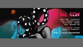 LE BAL CON 3 ans à Paris le ven. 13 janvier 2017 de 22h30 à 06h30 (Clubbing Gay, Lesbienne)