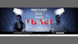 Soirée France à Paris le jeu.  9 août 2018 de 23h00 à 06h00 (Clubbing Gay, Lesbienne, Trans, Bi)