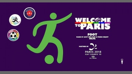 Welcome to Paris - Football Party à Paris le mar.  7 août 2018 de 18h00 à 06h00 (After-Work Gay, Lesbienne, Trans, Bi)