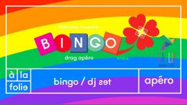 Ff Bingo drag + DJ set en soutien au Caelif in Paris le Sun, June 23, 2019 from 06:00 pm to 12:01 am (Clubbing Gay Friendly)