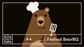 Festival BearBQ à la Folie in Paris from 20 til October 22, 2018 (After-Work Gay Friendly)
