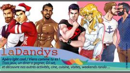 La Dandys, l'apéro LBGT cool #11/ dernière avant la rentrée em Paris le sáb,  8 junho 2019 19:00-23:55 (After-Work Gay)