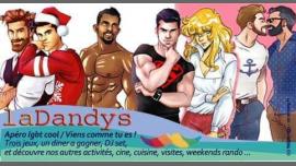 La Dandys Apéro Lgbt Cool #12/ Dernière Avant Les Vacances à Paris le sam.  6 juillet 2019 de 19h30 à 23h50 (After-Work Gay)