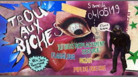 Trou Aux Biches in Paris le Sat, May  4, 2019 from 11:45 pm to 06:00 am (Clubbing Gay, Lesbian)