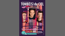 Tombé(s) du ciel in Paris le Fri, November  4, 2016 from 07:30 pm to 08:30 pm (Theater Gay Friendly)