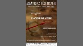 Choisir de vivre en Paris le dom  8 de abril de 2018 19:30-20:45 (Espectáculo Gay Friendly, Lesbiana Friendly, Trans)