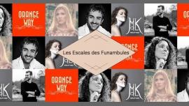 """Concerts """"Les Escales des Funambules"""" aux Rendez-Vous d'Ailleurs in Paris le Fri, November  2, 2018 from 07:30 pm to 09:00 pm (Concert Gay Friendly, Lesbian Friendly)"""