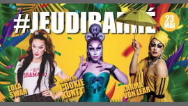 JeudiBarré 23 mai // Cookie // Karma // Lola in Paris le Thu, May 23, 2019 from 07:30 pm to 02:00 am (After-Work Gay)