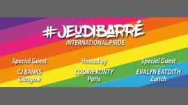 JeudiBarré // International Pride à Paris le jeu. 22 juin 2017 de 19h00 à 02h00 (After-Work Gay)