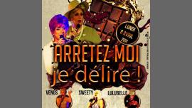 AMJD 6° édition à Paris le lun.  8 avril 2019 de 20h00 à 23h00 (Spectacle Gay Friendly)