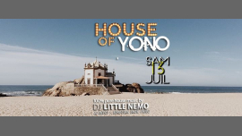 巴黎House Of Yono2019年 9月13日,21:00(男同性恋友好 下班后的活动)