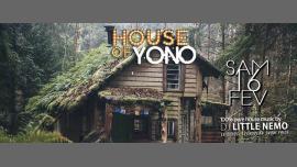 House Of Yono à Paris le ven. 29 mars 2019 de 21h00 à 02h00 (After-Work Gay Friendly)