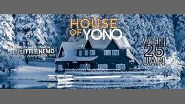 House Of Yono à Paris le mer. 23 janvier 2019 de 21h00 à 02h00 (After-Work Gay)