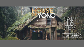 House Of Yono in Paris le Sa 16. Februar, 2019 21.00 bis 02.00 (After-Work Gay)