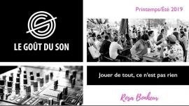 巴黎Les mercredis du Goût au Rosa !2019年 8月12日,20:00(男同性恋友好, 女同性恋友好 下班后的活动)