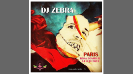 DJ Zebra // PARIS Rosa Bonheur à Paris le ven. 14 juin 2019 de 20h00 à 23h59 (After-Work Gay Friendly, Lesbienne Friendly)