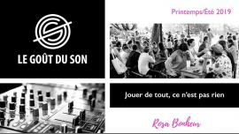 Les mercredis du Goût au Rosa ! in Paris le Wed, June  5, 2019 from 08:00 pm to 12:00 am (After-Work Gay Friendly, Lesbian Friendly)