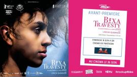 Ciné-Rosa ! Bixa Travesty in Paris le Sun, June 16, 2019 from 12:00 pm to 02:00 pm (Cinema Gay Friendly, Lesbian Friendly)