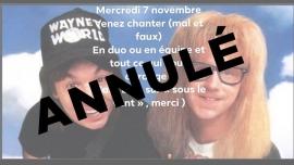 Le Karaoké de Juliette in Paris le Wed, November  7, 2018 from 09:00 pm to 11:00 pm (After-Work Gay Friendly, Lesbian Friendly)
