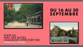Visite du Parc des Buttes Chaumont à Paris du 16 au 30 septembre 2017 (After-Work Gay Friendly, Lesbienne Friendly)