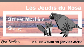Les Jeudis du Rosa à Paris le jeu. 10 janvier 2019 de 20h00 à 23h59 (After-Work Gay Friendly, Lesbienne Friendly)