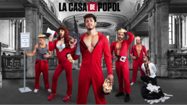 Soirée Prime Time : Casa de Popol in Paris le Sat, February  2, 2019 from 11:00 pm to 05:30 am (Clubbing Gay)