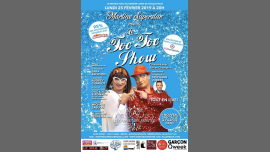 TOC TOC SHOW by Martine Superstar Saison 6 à Paris le lun. 25 février 2019 de 20h00 à 22h30 (Spectacle Gay Friendly)