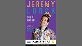 Jeremy Lorca dans Bon à marier in Paris le Sat, October 14, 2017 from 07:30 pm to 08:40 pm (Show Gay Friendly, Lesbian Friendly)