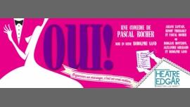 Oui ! à Paris le sam. 25 mars 2017 de 19h00 à 20h15 (Théâtre Gay Friendly, Lesbienne Friendly)