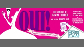 Oui ! in Paris le Wed, March  1, 2017 from 09:00 pm to 10:15 pm (Theater Gay Friendly, Lesbian Friendly)