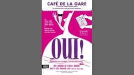 Oui ! à Paris le jeu.  3 mai 2018 de 19h30 à 20h45 (Théâtre Gay Friendly, Lesbienne Friendly)