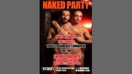 Naked party in Paris le Sat, October  6, 2018 from 02:00 pm to 07:00 pm (Sex Gay)