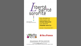 Débat sur le matrimoine avec C. Delaume et I. Cambourakis in Paris le Wed, February 22, 2017 from 07:00 pm to 08:30 pm (Meetings / Discussions Gay Friendly, Lesbian)
