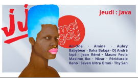 JJ - Mai Gay in Paris le Thu, May  2, 2019 from 11:59 pm to 05:00 am (Clubbing Gay)