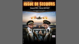 Issue de Secours à Paris le ven. 26 mai 2017 de 21h30 à 22h30 (Spectacle Gay Friendly, Lesbienne Friendly)