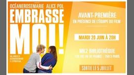 Avant-première — Embrasse-Moi ! à Paris le mar. 20 juin 2017 de 20h00 à 22h30 (Cinéma Gay Friendly, Lesbienne Friendly)