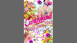 Happy New Year 2018 in Candyland by 4Pat in Paris le Sun, December 31, 2017 from 08:00 pm to 05:00 am (After-Work Gay, Lesbian, Hetero Friendly)