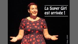 Super Girl - By Pauline Cartoon à Paris le ven.  6 octobre 2017 de 19h00 à 21h00 (Spectacle Gay Friendly, Lesbienne Friendly)