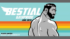 BESTiAL Veille de Pride in Paris le Fri, June 28, 2019 from 07:00 pm to 06:00 am (Clubbing Gay)