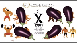 Di X Party - Bestial Week Festival à Paris le dim.  5 août 2018 de 22h00 à 06h00 (Clubbing Gay)