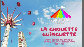 La Chouette Guinguette in Paris le Fri, June 21, 2019 from 06:00 pm to 01:00 am (After-Work Gay)