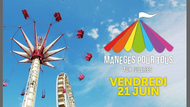 Manèges pour tous aux Tuileries em Paris le sex, 21 junho 2019 18:00-00:30 (After-Work Gay)