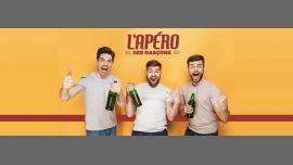 L'apéro des garçons in Paris le Sat, October 13, 2018 from 07:00 pm to 01:00 am (After-Work Gay)