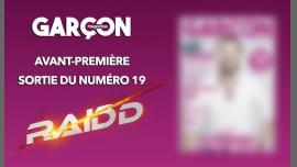 Garçon Magazine N°19 - Soirée de lancement à Paris le ven.  4 janvier 2019 de 19h00 à 23h00 (After-Work Gay)