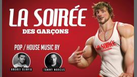 La Soirée des Garçons à Paris le sam.  2 mars 2019 de 23h55 à 06h00 (Clubbing Gay)