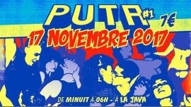Prude Pride présente ♛ PUTA ♛ in Paris le Fri, November 17, 2017 from 11:55 pm to 06:00 am (Clubbing Lesbian, Trans)
