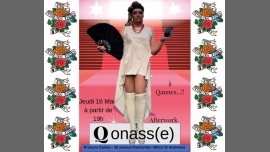 Qonasse fait son Qannes in Paris le Thu, May 16, 2019 from 07:00 pm to 01:00 am (After-Work Gay Friendly)