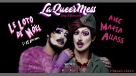 La QueerMess - Le Loto de Noël #28 à Paris le sam. 15 décembre 2018 de 19h00 à 01h59 (After-Work Gay Friendly)