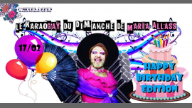 Karaogay : Carte Blanche pour Maria à Paris le dim. 17 février 2019 de 18h00 à 00h00 (After-Work Gay Friendly)